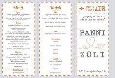 Menu - Menü Wedding Graphics, Wedding Designs, Bullet Journal