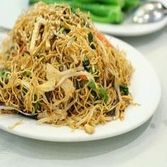 Vegetarian Chinese Noodles Recipe  | followpics.co