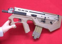 SRU BUP-P1 Mk16 Bullpup Kit Review