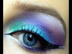 Mystical Mermaid Makeup
