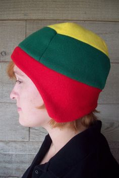 Lithuanian Flag Hat - Found on my etsy