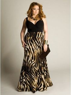 Plus Size Day Dresses For The Casual Events by IGIGI Curvy Girl Fashion 2a3df4579