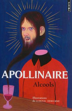 Apollinaire, cover by Ludovic Debeurme