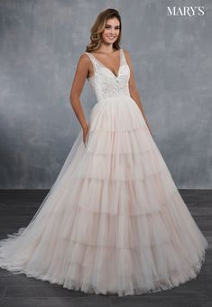 824dcb10fbb 25 Best Mary s Bridal Gowns images in 2019