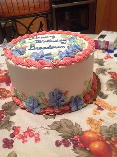 My 59th Birthday Cake!