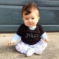 Cute & stylish little baby
