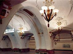 Metro de Moscu