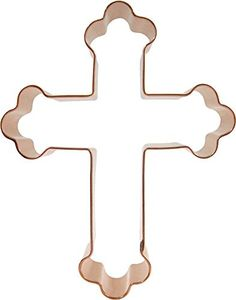 CopperGifts Cross Cookie Cutter Medium Fancy -- To view further for this item, visit the image link.