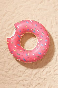 Donut Pool Float. Yes!