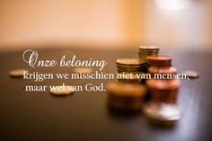 Beloning van God