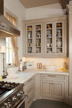 Grey kitchen cabinet. Pale grey kitchen. Pale grey kitchen paint color. Pale grey kitchen paint color ideas. #Palegrey #kitchen #paintcolor  Whitestone Builders.: