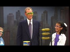 Late Show with David Letterman: The Best of David Letterman and Kids