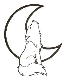 Wolf color page cartoon wolf puppy coloring pages cartoon coloring pages of cute anime wolf coloring pages Wolf Howling Drawing, Wolf Drawing Easy, Moon Drawing, Wolf Sketch Easy, Howling Wolf Tattoo, Moon Coloring Pages, Puppy Coloring Pages, Cartoon Coloring Pages, Anime Wolf