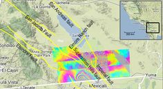 News | California Faults Moved Quietly After Baja Quake