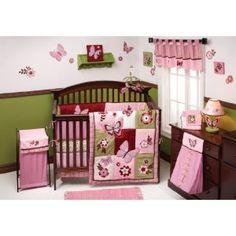 NoJo Emily 6 Piece Crib Set http://www.amazon.com/gp/product/B002FSHIN2/ref=as_li_ss_tl?ie=UTF8&tag=decmir-20&linkCode=as2&camp=1789&creative=390957&creativeASIN=B002FSHIN2