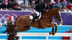 Nicholson just misses second medal Olympic Team, New Zealand, Equestrian, Olympics, Horses, Animals, Animales, Animaux, Animais