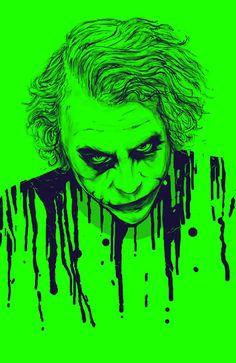 The Joker  by nicebleed in Selected Artworks.