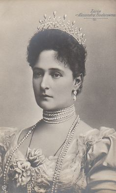 "Image detail for -1898 Tsarina Alexandra (""Alix"") 