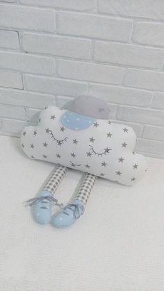 Cloud Pillow Cloud cushion Pillow Cloud Nursery Decor Baby