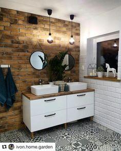 Metro Fliesen, Ziegel, Bäder Ideen, Innendesign, Rund Ums Haus, Baden, Zuhause, Kuba, Beste Badezimmer Designs