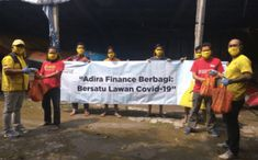 Adira Finance Salurkan Bantuan Perangi Covid-19 Finance, Community, Marketing, Economics