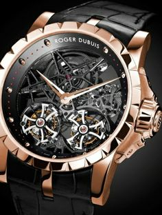 ROGER DUBUIS- Men's Watch☆