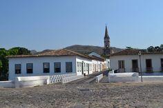 Casa da Cora Coralina em Goiás - Go/ Brasil