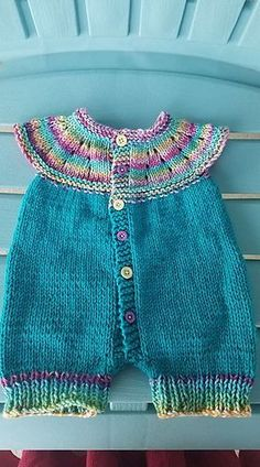 117e4a426 Marianna s All-in-One Romper Suit pattern by marianna mel