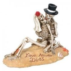Great Collection of Gothic Wedding Gift Ideas    Are you attending a Gothic or Halloween wedding and want to surprise the happy couple with a truly...