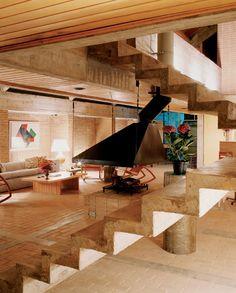 Residential brutalism,Decio Tozzi,residentail architecture,concrete,brutalist