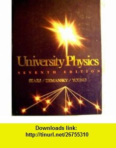 Sears zemanskys university physics vol 1 13th edition sears and zemanskys university physics 6th edition hugh d young fandeluxe Images