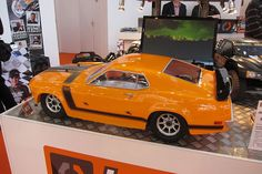 LIVE News from the Nürnberg Toy Fair: The Baja 5R On-Road! at HPI Racing Award-winning radio control cars and trucks