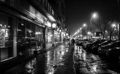 Walking through the rain by Cîrstea Ionuţ-Eduard on 500px