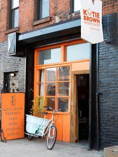 katie brown's workshop