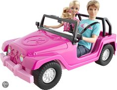 Barbie Beach Cruiser Auto