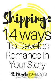 Writing Advice // Romance