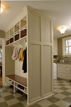 Walk In Mudroom Design Ideas, Pictures, Remodel and Decor