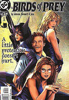 Birds of Prey (1998 series) #68 DC Comics