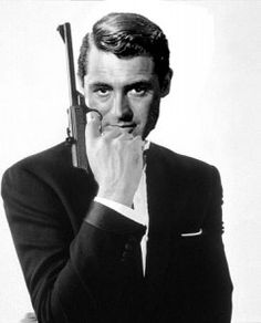 Cary Grant was the original choice for James Bond- he would have been so great.  Sean Connery isn't second in my books