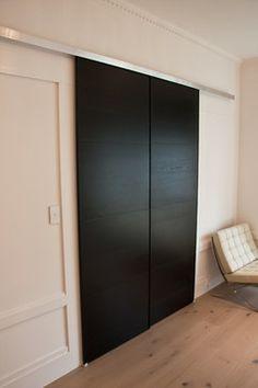 Walk in closet on pinterest interior glass doors modern for Door 4 montpellier walk
