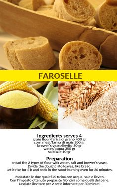 Let It Rise, Types Of Flour, Brewers Yeast, Cornbread, Grains, Meals, Ethnic Recipes, Food, Millet Bread