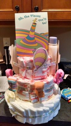 Oh The Places You Ll Go Baby Shower Supplies Is