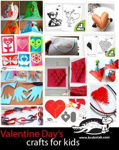 Valentine's Day kids craft