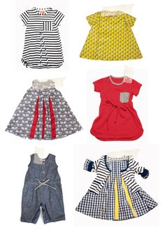 Little Esop - these looks are fantastic.
