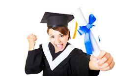 A Girl's Graduation