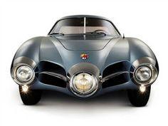 Diseñado por Franco Scaglione, Nuccio Bertone y Karl Abarth exclusivamente  para el Motor Show de Turin de 1952 y fue expuesto en el Stand de Fiat en dicha exposición.