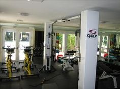 Ultimate workout room - Goud Construction Corp.