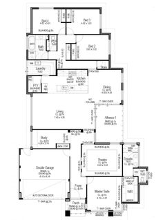 Single Story... Mantra, New Home Floor Plans, Interactive House ...