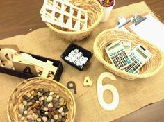 Reggio inspired approach to math- provocation at Mathematics and Science in School District #38 (Richmond) ≈≈