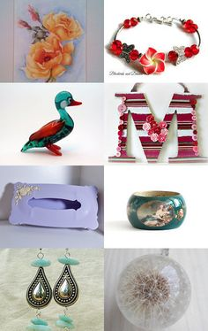 Birthday galore by Belle Amie on Etsy--Pinned with TreasuryPin.com